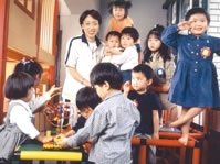 子供 写真 聖子 橋本
